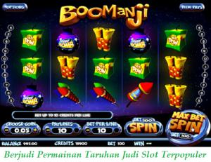 Berjudi Permainan Taruhan Judi Slot Terpopuler